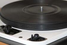 2 x colisium Audio Piatto smorzamento Anelli GARRARD 301, 401, Lenco PTP