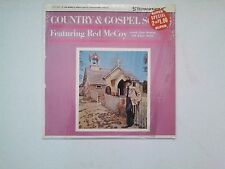 Red McCoy and the Sons Of The Soil / Country & Gospel Songs /  Sutton Label