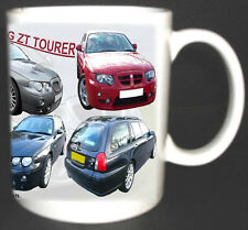 MG ZT T TOURER CLASSIC CAR MUG. LIMITED EDITION. PERSONALISE FREE OF CHARGE