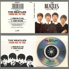 The Beatles From Me To You / Thank You Girl  3inch CD Single Mint very rare New