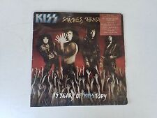 KISS SMASHES, THRASHES & HITS VERY RARE PICTURE DISC WITH GATEFOLD COVER