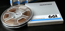 "5"" Quantegy 661 (Ampex) professional recording magnetic tape (new)"