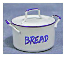 Dolls' House 1:12 Scale Metal Bread Pot 12th Scale Dollshouse Accessories D297