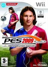 Wii-PES 2009 -  GAME NUOVO