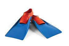 Finis Floating 5-7 Fins Athletes Swim Training Swimming Leg Strength Red/Blue