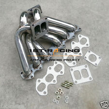 Exhaust Manifold for lexus Toyota 2JZ-GTE 2JZGTE Stainless Steel Turbo Manifold