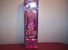 2000 Barbie Hip 2 Be Square (2 Dolls Pink and Green)