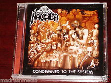 Nausea: Condemned To The System CD 2013 Willowtip Records WT-123 NEW