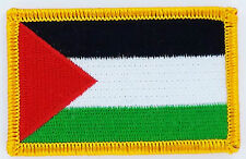 PATCH ECUSSON BRODE DRAPEAU PALESTINE   INSIGNE THERMOCOLLANT NEUF FLAG PATCHE