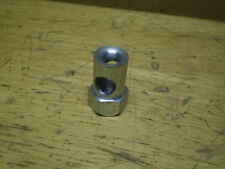 NOS Shimano Bicycle 3 Speed Brake Hub Axle Nut Index Chain Side