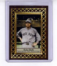 Babe Ruth 1915 rookie season Boston Red Sox, Fan Club serial numbered /300