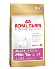 Royal Canin Westie West Highland Terrier Natural Adult Dry Dog Food 3kg