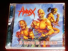 Hirax: El Rostro De La Muerte CD 2009 Thrash Corner Records USA THCR 022 NEW