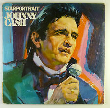 "2 x 12"" LP - Johnny Cash - Starportrait - B4138 - washed & cleaned"