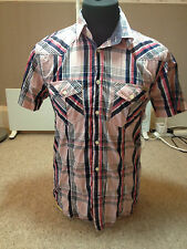 Jack & Jones Informal Camisa Cuadros Multi adulto medio (V 616)