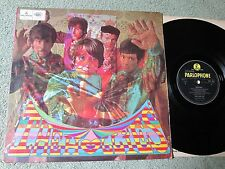THE HOLLIES evolution PARLOPHONE LP Laminated Mono + EMI sleeve Inner 1/1 PMC 70