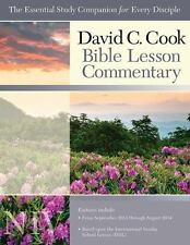 David C. Cook NIV Bible Lesson Commentary 2013-14: The Essential Study-ExLibrary