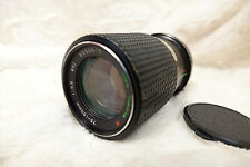 Superb Tokina RMC 75-150mm F3.8 Compact Zoom Close Focus Lens in olympus  Mount