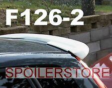 SPOILER ALETTONE FORD FIESTA VI  6  5 PORTE CON PRIMER ST LOOK F126-2P-SS126-5