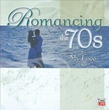Time Life Romancing the 70s: My Love by Various Artists CD 2 Discs 30 Tracks