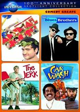 COMEDY GREATS SPOTLIGHT New DVD Animal House Blues Brothers The Jerk Car Wash