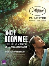 Affiche 120x160cm ONCLE BOONMEE 2010 Apichatpong Weerasethakul BE