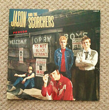 "JASON AND THE SCORCHERS - FERVOR, A 7-TRACK 12"" VINYL LP, EMI, 1A 038-2400801"