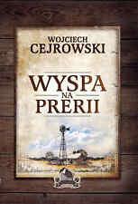 polish book WYSPA NA PRERII Wojciech Cejrowski polsk ksiazka