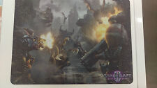 Starcraft II heart of the swarm collector's edition mouse mat
