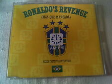 RONALDO'S REVENGE - MAS QUE MANCADA - HOUSE CD SINGLE