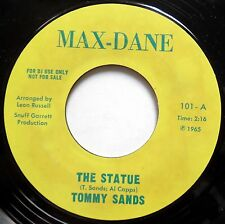 TOMMY SANDS 45 The statue / Little Rosita VG++ Northern Soul MAX-DANE e9825