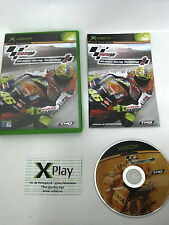 Xbox MotoGP ultimate racing tecnology 2 Pal España completo buen estado
