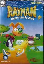 MEIN ERSTER RAYMAN KINDERGARTEN /VORSCHULE 2-4JAHRE NEU