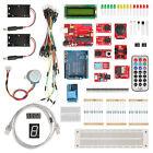 Starter Kit  Step Motor LCD1602 Breadboard LED resistor for Arduino