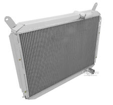 Champion 3 Row Core Alum Radiator For 1984 85 86 87 88 89 Nissan 300ZX