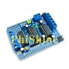 L293D Motor Drive Shield Expansion Board for Arduino Duemilanove
