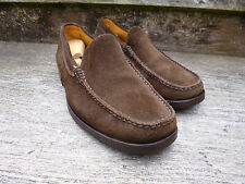 TOD'S LOAFERS – BROWN – UK 8.5  – EXCELLENT CONDITION