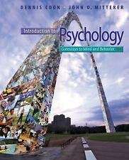 PSY 113 General Psychology: Introduction to Psychology : Gateways to Mind and...