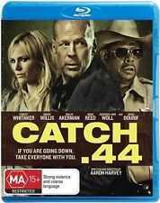 Catch .44 (Blu-ray, 2011) Free Post!!