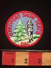 Vtg 1965 Snow Mountain Hike REDFORD SNOW FEAT DAC (? Girl Scout Boy Scout ?) 67A