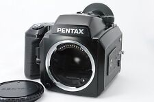 [Excellent+++] Pentax 645N Medium Format SLR Film Camera Body Only from Japan