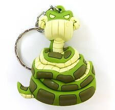 "Disney Villains Figural Keyring Series 2 KAA 3"" KEYCHAIN Jungle Book Blind Bag"