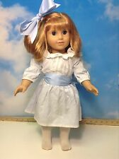 "AMERICAN GIRL DOLL 18"" HISTORICAL NELLIE RETIRED friend of SAMANTHA (A)"