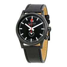 Mondaine Sport Black Dial Mens Watch A687.30308.64SBB