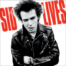 SID VICIOUS 'Sid Lives' 2xCD Special Ed. 24p booklet w Sex Pistols punk timeline