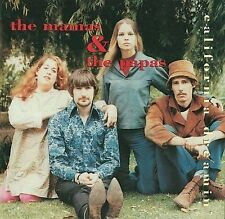 California Dreamin' Mamas & The Papas Audio CD