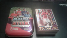 Match Attax 2016/17 Mini Tin + 50 cards + Limited Edition Anthony Martial Bronze