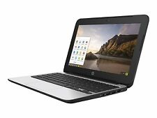 "HP 11.6"" Chromebook 11 G4, 4 GB RAM, 16 GB SSD, Intel HD Graphics, Black"