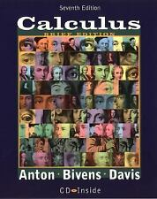 Calculus, 7th Edition, Late Transcendentals Brief Version by Anton, Howard, Biv