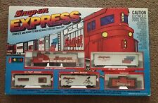 Life Like HO scale Snap-on Express Train set 8903